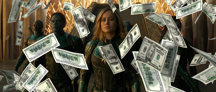 'Captain Marvel' Tops Box Office Again in a Weekend That Exceeded Expectations