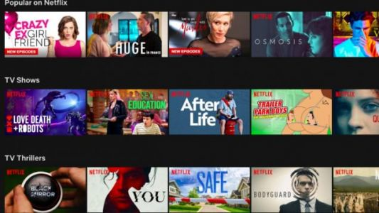 "Netflix Is Reportedly Testing A ""Shuffle"" Feature For TV Shows"