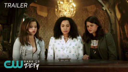 New Charmed Trailer Highlights the Strength of Sisterhood