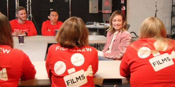 Olivia Wilde Named Coca-Cola Regal Films Celebrity Ambassador