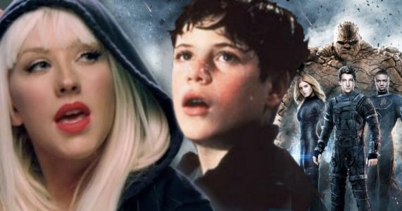 This Goonies Star Almost Directed a Fantastic Four Movie Starring Christina Aguilera