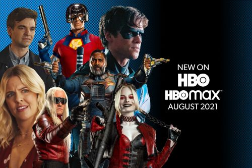 New on HBO and HBO Max August 2021