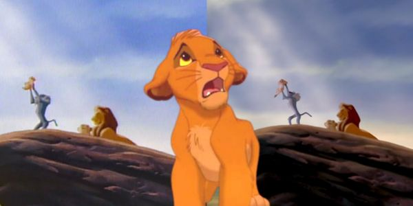 Disney Changed The Lion King In 2002