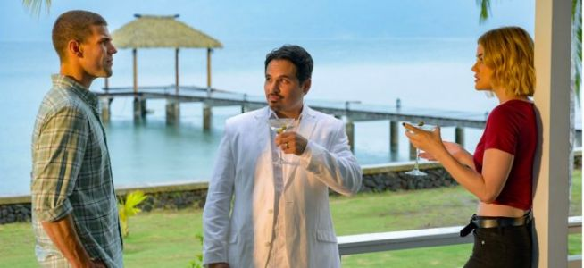 'Blumhouse's Fantasy Island' Review: The Pain, the Pain