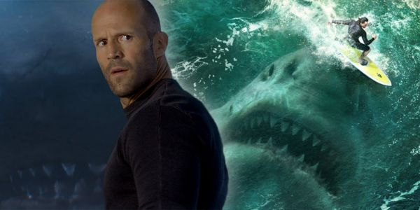 The Meg: Jason Statham Went Diving With Real Sharks