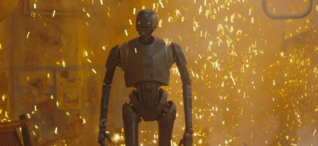K-2SO Might Return in 'Rogue One' Prequel Series for Disney+, According to Alan Tudyk