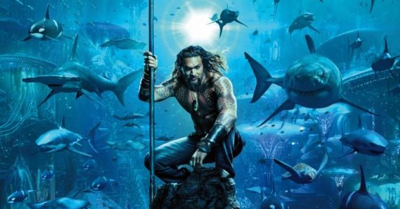 The First 'Aquaman' Teaser Poster Goes Under the Sea