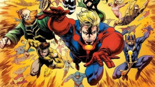 SDCC 2019: Marvel's ETERNALS Gets A Release Date And Confirms Its Cast