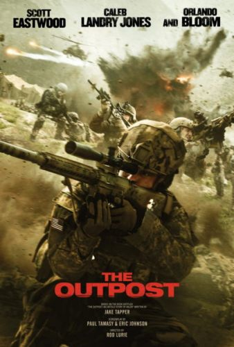 The Outpost movie starring Scott Eastwood, Orlando Bloom, and Orlando Bloom