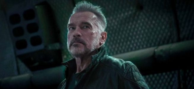 "In 'Terminator: Dark Fate', Arnold Schwarzenegger's T-800 is ""Very Different"""