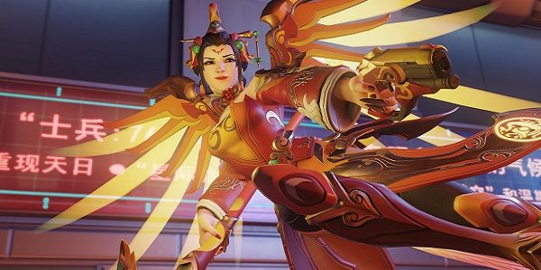 How To Get Into Overwatch's Lunar New Year Event For Free