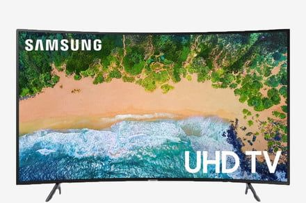 Get this Samsung 65-inch 4K Smart TV for a massive 50% off discount from Walmart