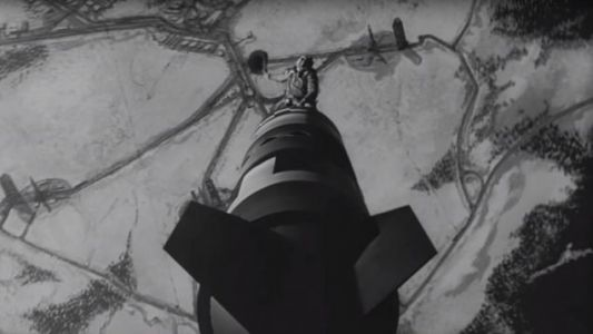 DR. STRANGELOVE Or: How I Learned To Stop Worrying And Embrace Toxic Masculinity
