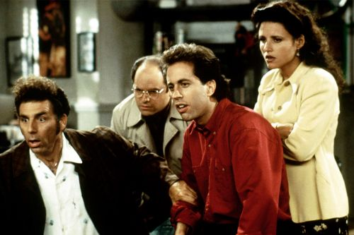 Netflix Lands 'Seinfeld' Streaming Rights