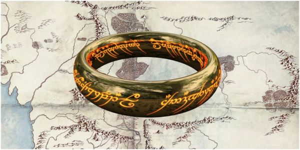 Amazon Launches Lord Of The Rings Viral Marketing With Middle-Earth Map
