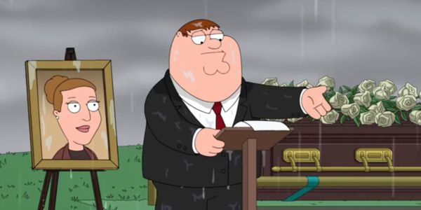 'Family Guy' Eulogizes Angela in Carrie Fisher Tribute: 'Heaven Has Gained a Princess'