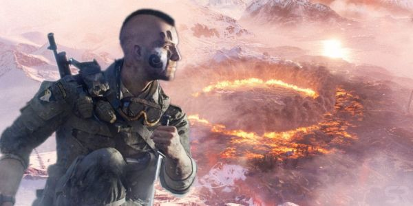 Battlefield V: 64 Players Is TOO Small For Its Battle Royale