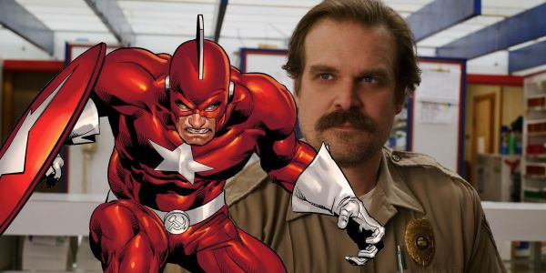 Black Widow D23 Footage Reveals David Harbour's Red Guardian