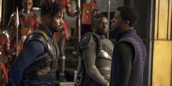 How Captain America: Civil War Really Sets Up The Difference Between T'Challa And Killmonger