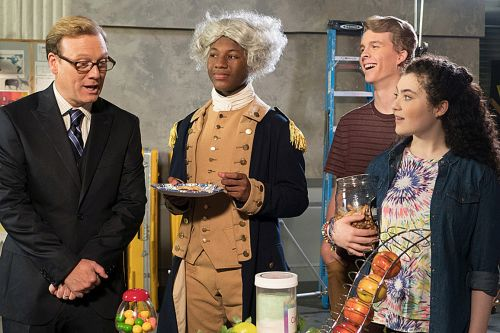 Stream It Or Skip It: 'The Who Was? Show' On Netflix, A History-Based Kids Sketch Show With Serious Comedy Chops