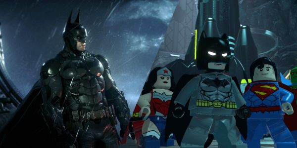 All 6 Batman Arkham & LEGO Video Games Are Free On The Epic Store