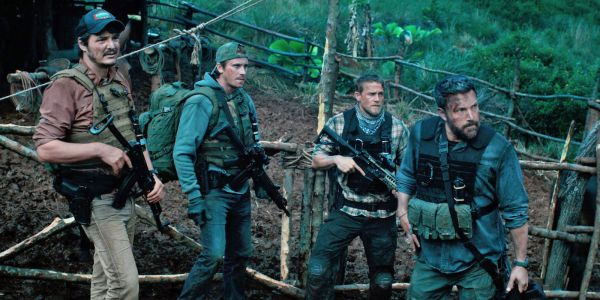 Triple Frontier Review: Affleck & Isaac Lead Strong Thriller