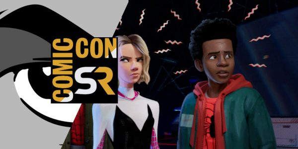 Spider-Man: Into the Spider-Verse SDCC Footage Showed More Heroes
