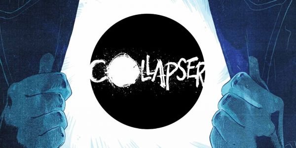 DC's COLLAPSER Sends a Superhero Origin Story Into 'The Twilight Zone'