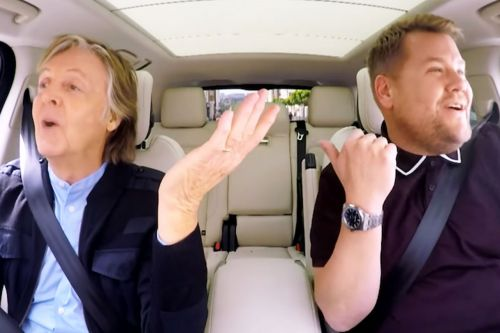 James Corden & Paul McCartney Carpool Karaoke Live Stream: How To Watch 'When Corden Met McCartney' Online