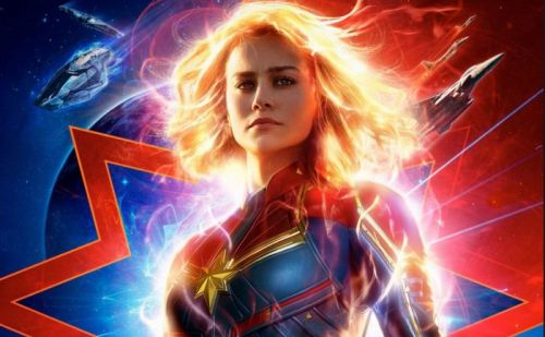 'Captain Marvel' Early Buzz: A Funny, Surprising Space Adventure