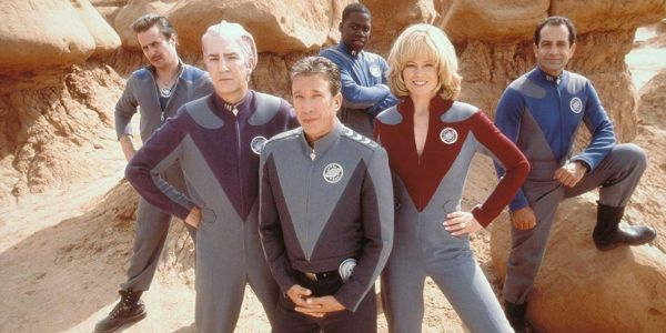 Galaxy Quest Documentary Celebrates The Best Star Trek Movie Ever Made