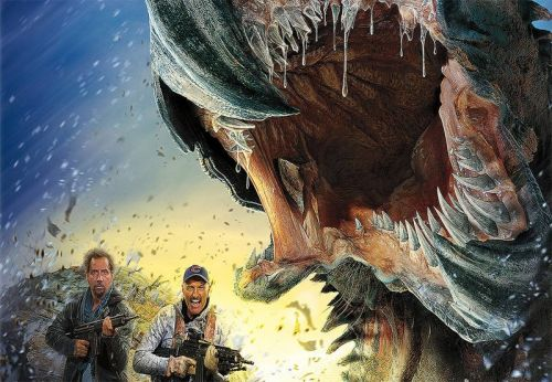 Tremors: A Cold Day in Hell Trailer, Release Date & Box Art