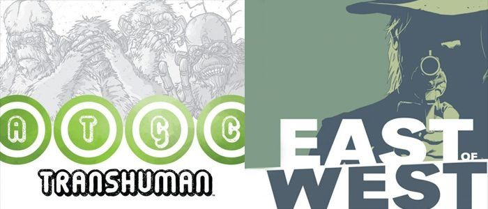 Amazon Developing 'Transhuman' and 'East of West' TV Shows Based On Jonathan Hickman's Comics