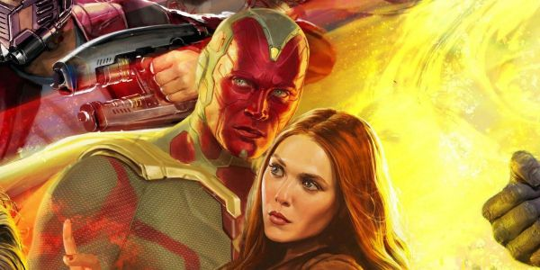 Vision May Co-Star in Scarlet Witch's Disney Streaming Series