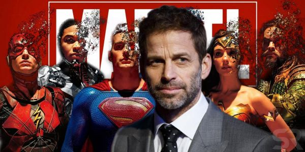 The Success of Avengers Derailed Zack Snyder's Justice League Plans