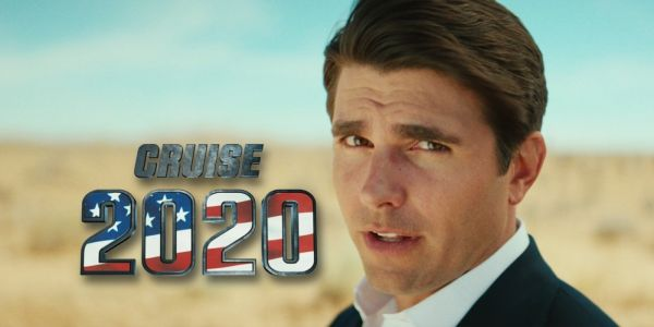 Tom Cruise 2020 Presidential Campaign Parody Video Is Too Real