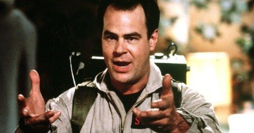 Dan Aykroyd Wrote Ghostbusters High Prequel That May Become a