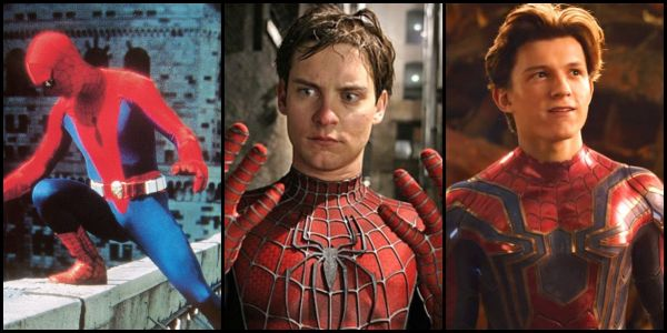 How Spider-Man's Logo Has Changed Over Time