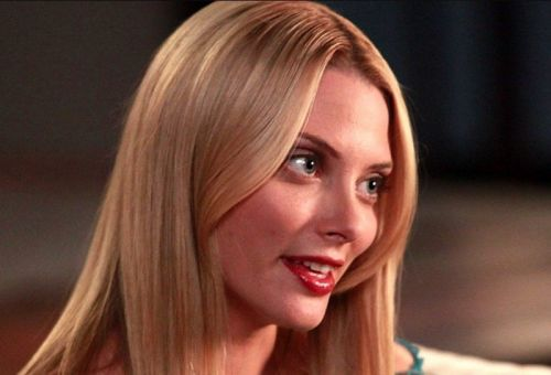 Elasti-Girl: April Bowlby in DC Live-Action Titans Series