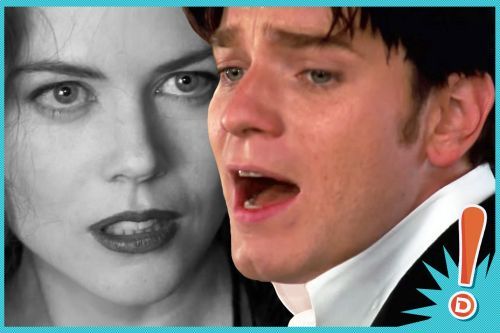 """'Moulin Rouge!': Ewan McGregor's """"Your Song"""" Is The Most Romantic Moment In Cinematic History!"""