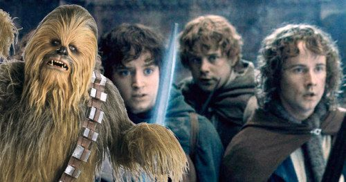 Chewbacca Hangs with Hobbits in Hilarious PhotoSolo actor Joonas