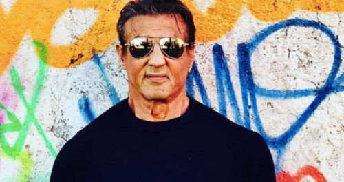 Rambo 5 Wraps, Stallone Shares Final Set VideoSylvester Stallone