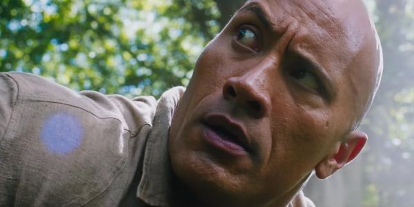 Dwayne Johnson Hilariously Shoots Down Jumanji Criticism On Twitter