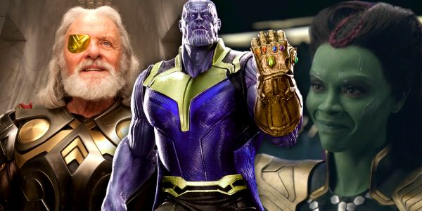 Thanos' MCU Introduction Doesn't Make Sense - Here's How We'd Fix It