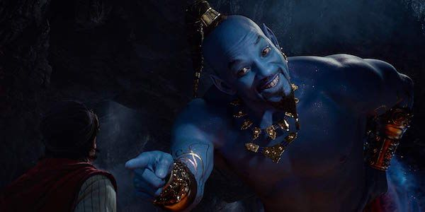 Will Smith Found The Aladdin Genie Backlash 'Very Funny'