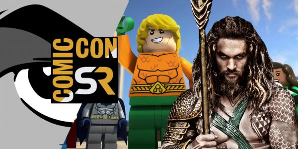 Jason Momoa Recreates Aquaman Justice League Moment For LEGO Movie 2 Teaser