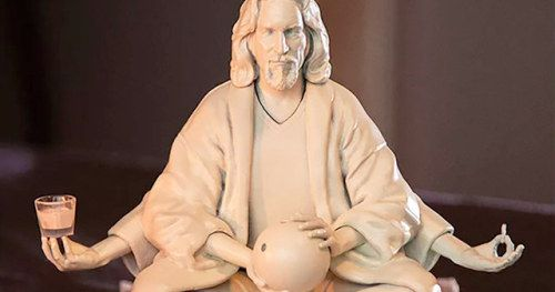 The Big Lebowski Fans Can Now Worship The Dude with New