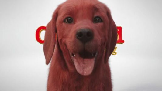 Clifford the Big Red Dog Movie in 2021 - Teaser Trailer