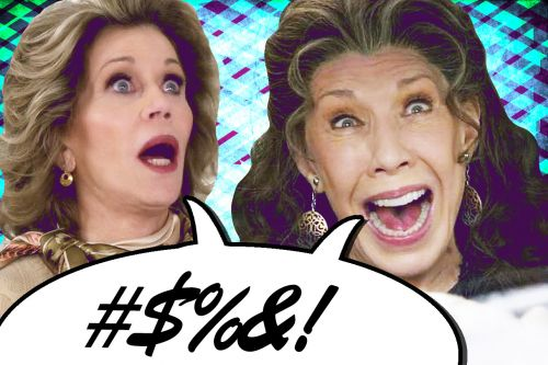 'Grace and Frankie' Season 5 Gives a Lot of F*cks-Literally