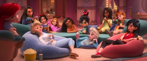 Cool Stuff: The Casual Disney Princesses from 'Ralph Breaks the Internet' Are Available in One Huge Doll